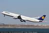 D-AIHB | Airbus A340-642 | Lufthansa (james.ronayne) Tags: daihb airbus a340642 lufthansa dlh lh a346 aeroplane airplane plane aircraft jet jetliner airliner aviation flight flying tokyo haneda hnd rjtt canon 80d 100400mm raw