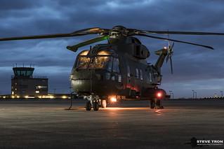 AgustaWestland Merlin HC.3 ZJ130