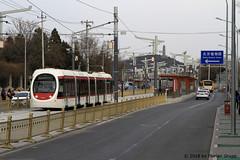 I_B_IMG_8494 (florian_grupp) Tags: asia china train railway railroad passenger electric beijing tram bagou fragranthills xijiao botanicalgardens siemens lrt haidian