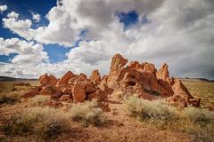 Rock Pile (dwblakey) Tags: california rockpile landscape desert easternsierra outside monocounty sky outdoors volcanictableland volcanictablelands rocks bishop unitedstates us