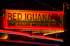 Red Iguana (Thomas Hawk) Tags: america mexicanfood mexicanrestaurant rediguana slc saltlakecity usa unitedstates unitedstatesofamerica utah iguana neon restaurant us fav10