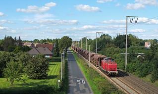 In DB-Cargo Diensten
