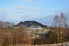Kaiserkrone im Abendlicht (Sandsteiner) Tags: winter winterlandschaft sonnenuntergang sunset kaiserkrone elbsandsteingebirge sandsteiner