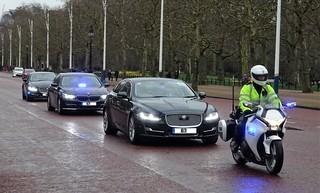 Metropolitan Police - Princess Anne
