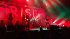 Rise Against - Christchurch, NZ (RiFt97) Tags: riseagainst punk rock music concert