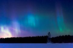 IMG_0059 (Marko Pennanen) Tags: aurora auroraborealis huhtilampi joensuu night nightphotography nightsky northernlights revontuli tohmajärvi valkeasuo yö yötaivas