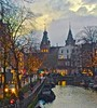 Amsterdam Composition (Rnoltenius) Tags: amsterdam canal dusk beauty city lights picturesque