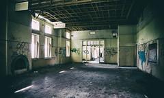 Lost Again (Keith Midson) Tags: willowcourt newnorfolk abandoned building insane asylum mental creepy old australia urbex decay