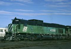BNC636 (Flight Idle) Tags: bn burlingtonnorthern pascowashington railroadhistory alco c636