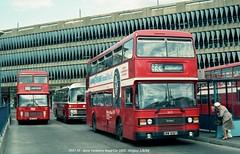 West Yorkshire 1805 840801 Keighley [jg] (maljoe) Tags: westyorkshire westyorkshireroadcar nationalbuscompany nbc leylandolympian ecw easterncoachworks