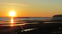 White Rock Beach Sunset - March 10th, 2018 (BeautyFullLife604) Tags: whiterockbc oceansunset