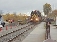 DSC01746R (mistersnoozer) Tags: lal shortline railroad rgvrm excursion train alco rs36 c425 locomotive