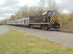 DSC01741R (mistersnoozer) Tags: lal shortline railroad rgvrm excursion train c425 locomotive alco