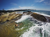 Floating in paradise (alestaleiro) Tags: playa praia praiadoestaleiro brasil brazil beach bresil estaleiro estaleirovillage estaleirobeach alestaleiro ocean oceano ola