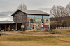 Painted Barn (Back Road Photography (Kevin W. Jerrell)) Tags: barns painted backroadphotography nikond7200 graingercounty washburn tennessee countryroads countryscenes countrylife ruralphotography
