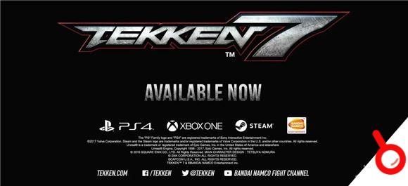《最終幻想15》男主3月20日加入《鐵拳7》新DLC