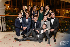 ESCP Europe London Campus Annual Gala Dinner Dance 2018 (ESCP Europe Business School) Tags: escp europe business school london campus gala dinner black tie posh party dance 5 star landmark hotel suave suited booted cocktail champagne