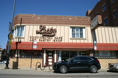 Lutz Continental Cafe and Pastry Shop (niureitman) Tags: pastry cafe chicagoillinois chicago illinois 2018 pastryshop sign