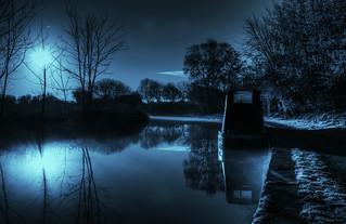 A Midnight Walk..