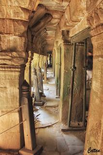 The ruins - Angkor Wat, Cambodia