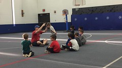 """Paul Gets a Medal at His Last Basketball Practice • <a style=""""font-size:0.8em;"""" href=""""http://www.flickr.com/photos/109120354@N07/26050339187/"""" target=""""_blank"""">View on Flickr</a>"""