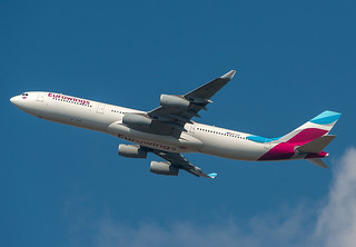 New EuroWings Airliner