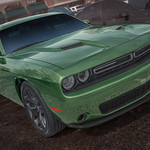 Dodge Challenger (3rd Annual CAR SHOW benefiting PENDLETON PLACE) thumbnail
