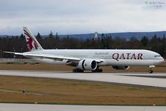Qatar Airways (ab-planepictures) Tags: fra frankfrut eddf flugzeug flughafen plane planespotting airport aircraft aviation