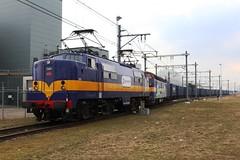 RXP 1251 + JFT 6703 met de eerste container trein naar het Chinese Yiwu te Amsterdam (daniel_de_vries01) Tags: rxp 1251 jft 6703 met container eerste trein naar het chinese yiwu te amsterdam