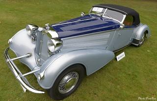1936 Horch 853 spezialroadster