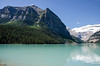 Silky Smooth DSL3777 (iloleo) Tags: lakelouise landscape banffnationalpark blue nature summer alberta nikond7000 canada mountians lake snow reflection scenic