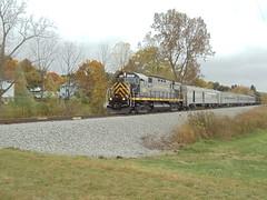 DSC01723 (mistersnoozer) Tags: lal shortline railroad rgvrrm excursion train alco c425 locomotive