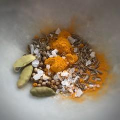 curry (muli29) Tags: pfeffer meersalz anis kreuzkümmel cumin fenchel kardamom kurkuma curry