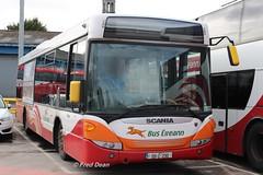 Bus Eireann SL3 (09C230). (Fred Dean Jnr) Tags: capwelldepotcork buseireanncapwelldepot cork march2018 buseireann scania omnilink sl3 09c230 bus ck230ub