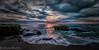 Ocean Blue (xxKnuckles) Tags: lajolla sandiego seascape waves blue hour longexposure california