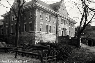 Old Nichols Library (1898)