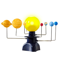Motorized Scientific solar system (mywowstuff) Tags: gifts gadgets cool family friends funny shopping men women kids home