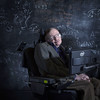 Stephen Hawking RIP (Birmingham Phil) Tags: professor stephen hawking at centre applied maths theoretical physics oxford britain 12 apr 2013 physicist scientist cosmologist science alone male posed personality 27491424