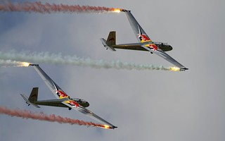 Blanix formation on LET L-13 SE @ LOXZ