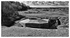 Pointe du Hoc – Normandie – France (M.G6) Tags: bunkers lanscape dday normandy overlord ww2 omahabeach