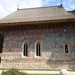 Romania - Monastery Moldovita thumbnail