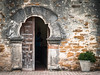Door Mission Espada (Wits End Photography) Tags: ancient missions building decay church old eroded structure texture religion religious discolored bleached texas ruins pale spiritual faded weathered architecture faint ruin crumble sanantonio worn blanched decolor fade pattern textured washedout whitened