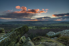 Show me the Way (johnkaysleftleg) Tags: brimhamrocks yorkshire yorkshiredales nidderdale aonb england sunset rocks clouds landscape nationaltrust canon760d sigma1020mmf456exdchsm ndhardgrad09
