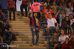 Hinchada chilena (Desenfoques_cl) Tags: hinchada hinchas chilenos colombianos concepcion nikon canon