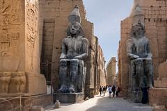 Die alte Welt (_Papyrus) Tags: luxortempel ägypten egypt tempel lumixg70 pharao weitwinkel gvario14140