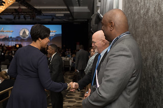 January 24, 2018 US Conference of Mayors Luncheon