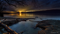 Coucher de soleil sur le Lac de Neuchâtel (Switzerland) (christian.rey) Tags: cheyres fribourg suisse ch sunset lacdeneuchâtel lake neuchâtel swiss coucherdesoleil sony alpha a7r2 a7rii 1635 paysage landscape lac neuenburgersee coucher soleil saariysqualitypictures