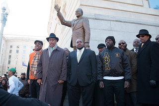 March 3, 2018 Mayor Marion Barry Statue Unveiling