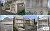 Australia Collection (...ROOST...) Tags: mesh house home abode residence victorian period 3d cgi terrace decoration wroughtiron landscape yard fence australia row prefab