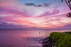 Sunset, Napili Bay, Maui Hawaii (les.butcher) Tags: napili bay maui hawaii pacific